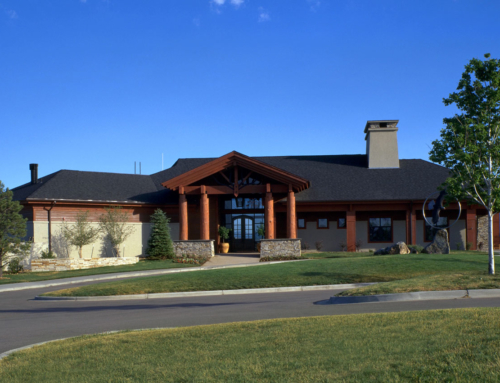 Highlands Ranch Golf Clubhouse