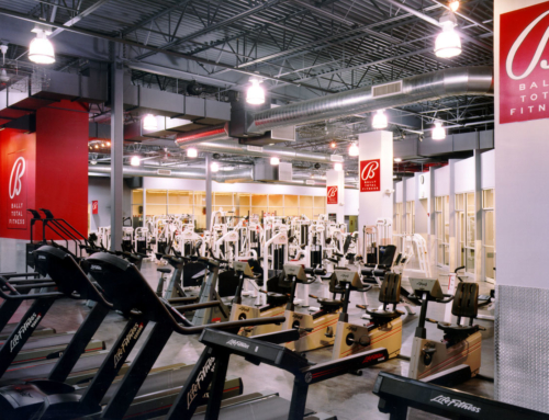 Bally Total Fitness Renovation