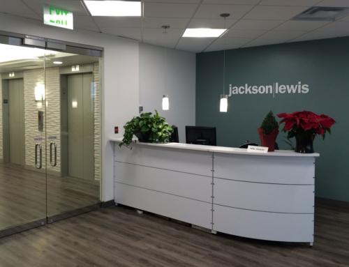 Jackson Lewis, PC Office Renovation